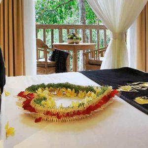 Bali Honeymoon Packages The Kayon Resort By Pramana Honeymoon Suite