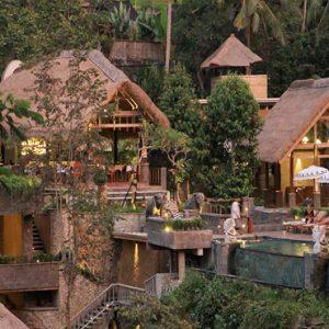 Bali Honeymoon Packages The Kayon Resort By Pramana Hotel Exterior