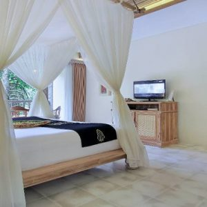 Bali Honeymoon Packages The Kayon Resort By Pramana Kayon River Suite2