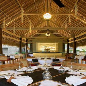 Bali Honeymoon Packages The Kayon Resort By Pramana KePitu Restaurant2