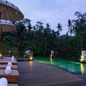 Bali Honeymoon Packages The Kayon Resort By Pramana Pool