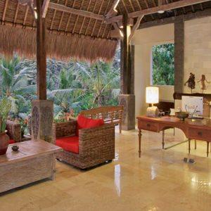 Bali Honeymoon Packages The Kayon Resort By Pramana Reception