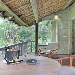 Bali Honeymoon Packages The Kayon Resort By Pramana River Edge Pool Villa8