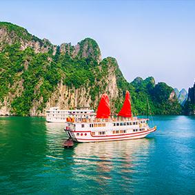 Bhaya Classic Overnight Halong Bay Cruise Thumbnail