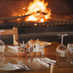 Buffalo Camp In Side Dining Kapama Private Game Reserve South Africa Honeymoons