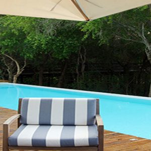 Buffalo Camp Pool Area Kapama Private Game Reserve South Africa Honeymoons