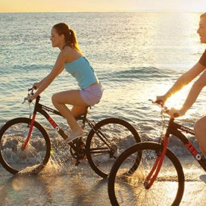 Cycling Now Emerald Cancun Mexico Honeymoons