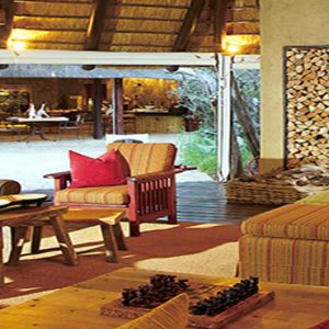 Dining, Lounge & Pool (Buffalo Camp) Kapama Private Game Reserve South Africa Honeymoons