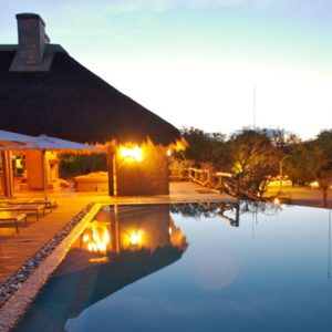 Dining, Lounge, Pool, Cocktail Bar & Wine Cellar (River Lodge) Kapama Private Game Reserve South Africa Honeymoons