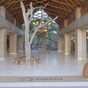 Hotel Entrance Kapama Private Game Reserve South Africa Honeymoons