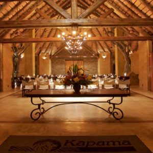 Hotel Entrance1 Kapama Private Game Reserve South Africa Honeymoons