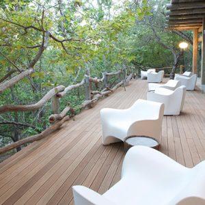 Karula Balcony Seating Kapama Private Game Reserve South Africa Honeymoons
