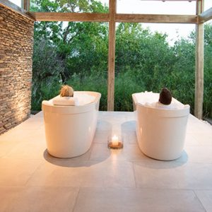 Karula His And Her Bathtubs Kapama Private Game Reserve South Africa Honeymoons
