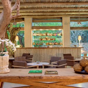 Karula Lounge And Bar Kapama Private Game Reserve South Africa Honeymoons