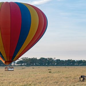 Kenya Honeymoon Packages Little Governors Hot Air Balloon1