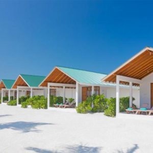 Luxury Maldives Honeymoon Innahura Inter Connecting Beach Bungalows 7