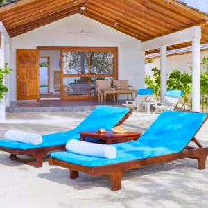 Luxury Maldives Honeymoon Innahura Sunset Beach Bungalows 3