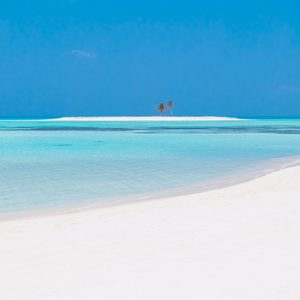 Maldives Honeymoon Packages Innahura Couple On Beach