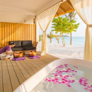 Maldives Honeymoon Packages Innahura Spa Bath Rituals