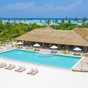 Maldives Honeymoon Packages Innahura Hotel Exterior