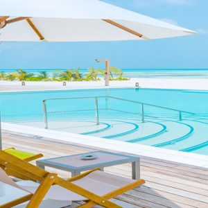 Maldives Honeymoon Packages Innahura Pool2