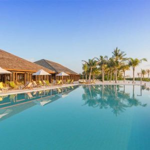 Maldives Honeymoon Packages Innahura Pool3