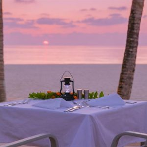 Maldives Honeymoon Packages Innahura Private Dining1