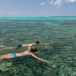 Maldives Honeymoon Packages Innahura Snorkeling