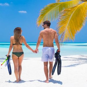 Maldives Honeymoon Packages Innahura Snorkelling