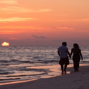 Maldives Honeymoon Packages Innahura Sunset