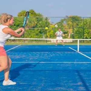 Maldives Honeymoon Packages Innahura Tennis