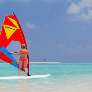 Maldives Honeymoon Packages Innahura Watersports1