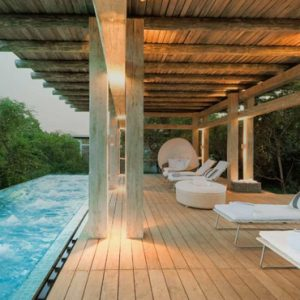 Pool Kapama Private Game Reserve South Africa Honeymoons