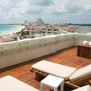 Preferred Club Honeymoon Suite1 Now Emerald Cancun Mexico Honeymoons