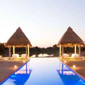 River Lodge Spa Pool Kapama Private Game Reserve South Africa Honeymoons