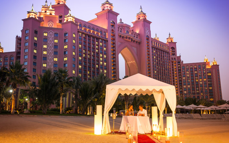 Romantic City Breaks For Valentine's Day Dubai