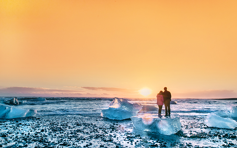 Romantic City Breaks For Valentine's Day Iceland
