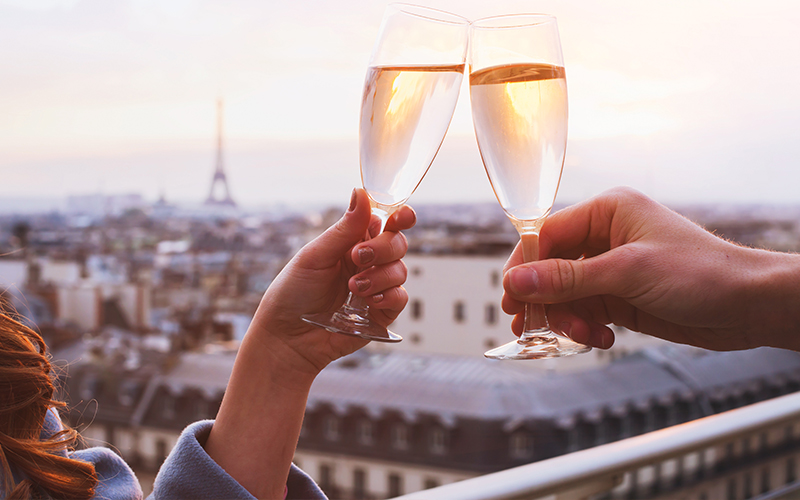Romantic City Breaks For Valentine's Day Paris