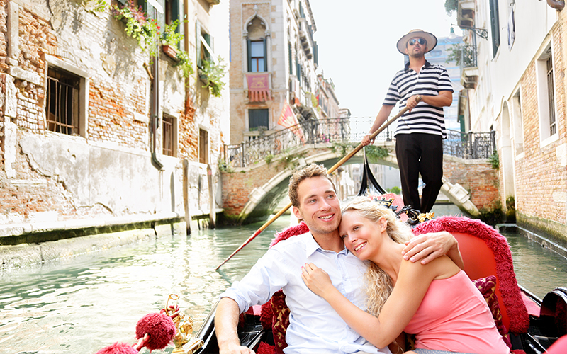 Romantic City Breaks For Valentine's Day Venice