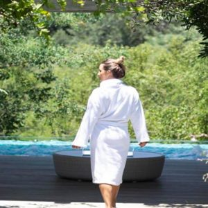Woman In Spa And Wellness Kapama Private Game Reserve South Africa Honeymoons