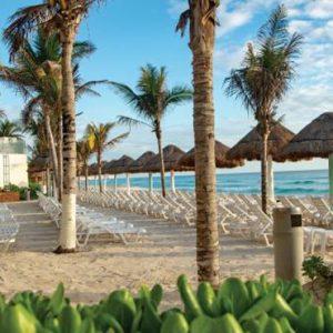 Beach Now Emerald Cancun Mexico Honeymoons