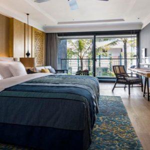 1 King Bed Classic Hotel Indigo Bali Seminyak Beach Bali Honeymoons