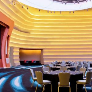 Amazing Room Ballroom V Hotel Dubai, Curio Collection By Hilton Dubai Honeymoons