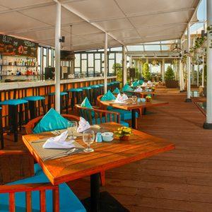 BLU Sky Bar De Vins Sky Hotel Seminyak Bali Honeymoons