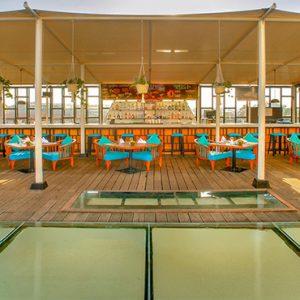 BLU Sky Bar1 De Vins Sky Hotel Seminyak Bali Honeymoons