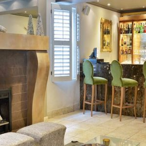 Bar & Lounge1 Le Franschhoek Hotel & Spa South Africa Honeymoons
