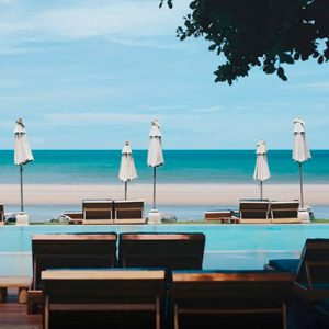 Beachfront Villa2 Devasom Hua Hin Resort Thailand Honeymoons