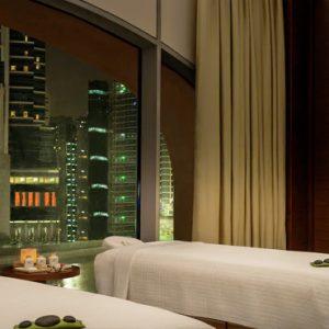 Couple Spa Room V Hotel Dubai, Curio Collection By Hilton Dubai Honeymoons
