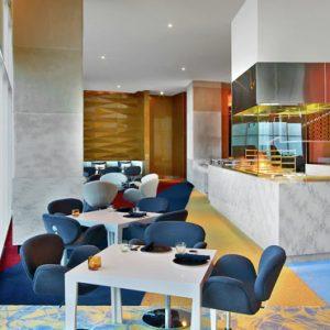 Dining1 V Hotel Dubai, Curio Collection By Hilton Dubai Honeymoons
