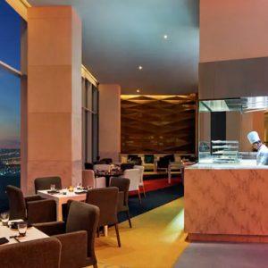 Dining2 V Hotel Dubai, Curio Collection By Hilton Dubai Honeymoons